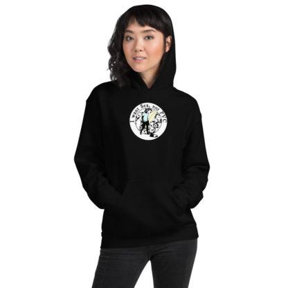 I want Sea Not PVC Unisex Hooded Sweatshirt 6