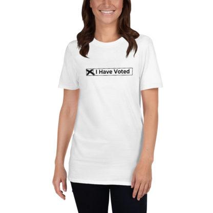 I Have Voted Unisex T-Shirt 3