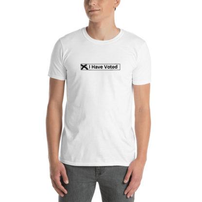 I Have Voted Unisex T-Shirt 4