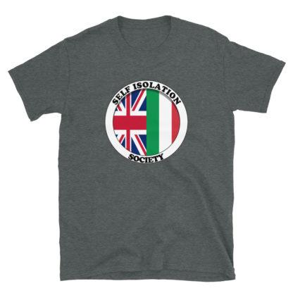Self Isolation Society T-Shirt 5