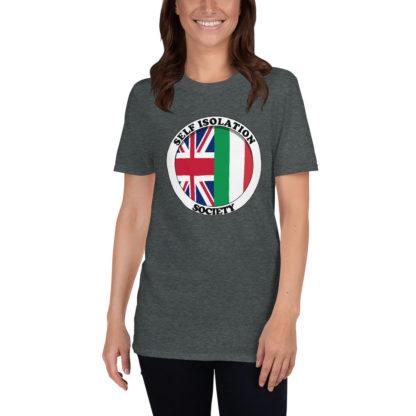 Self Isolation Society T-Shirt 3