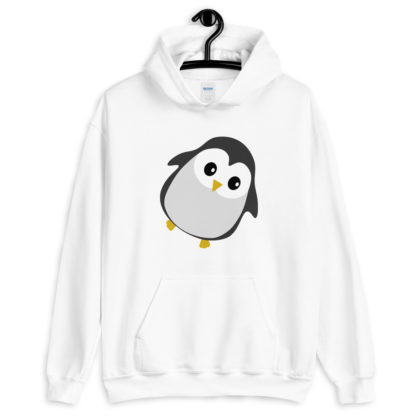 Cute Penguin Unisex Hoodie 2