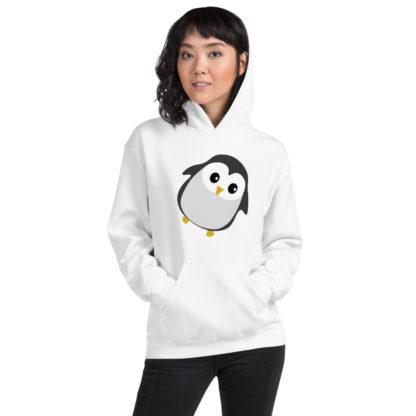 Cute Penguin Unisex Hoodie 3